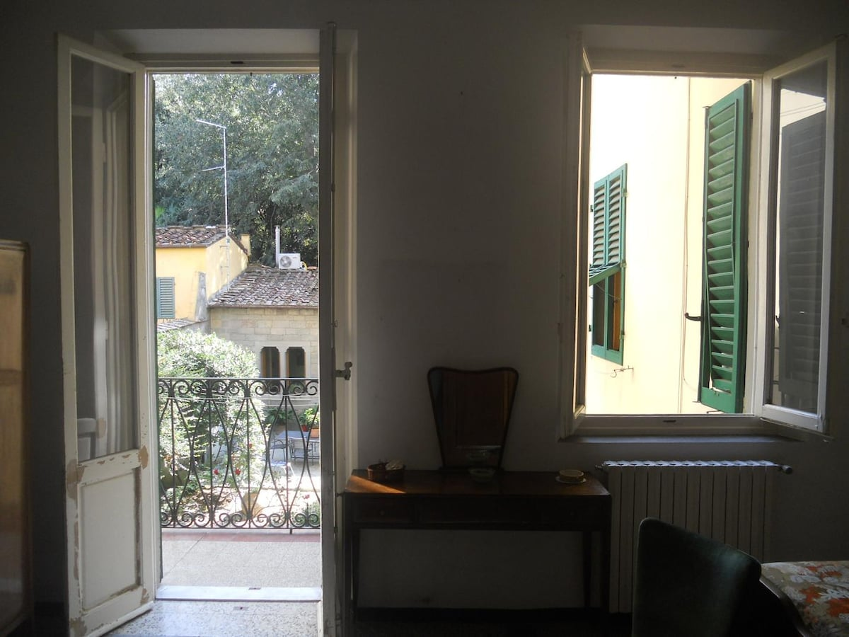 APARTMENT WITH A BOBOLI VIEW
