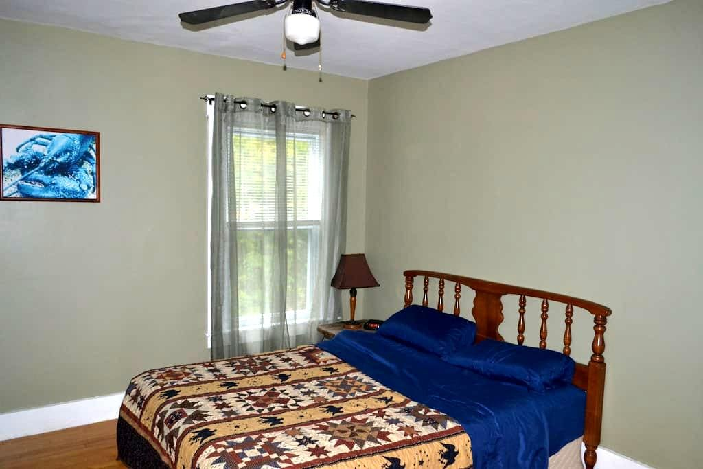 Private 2nd Floor Bedroom #2 - Hallowell - Casa