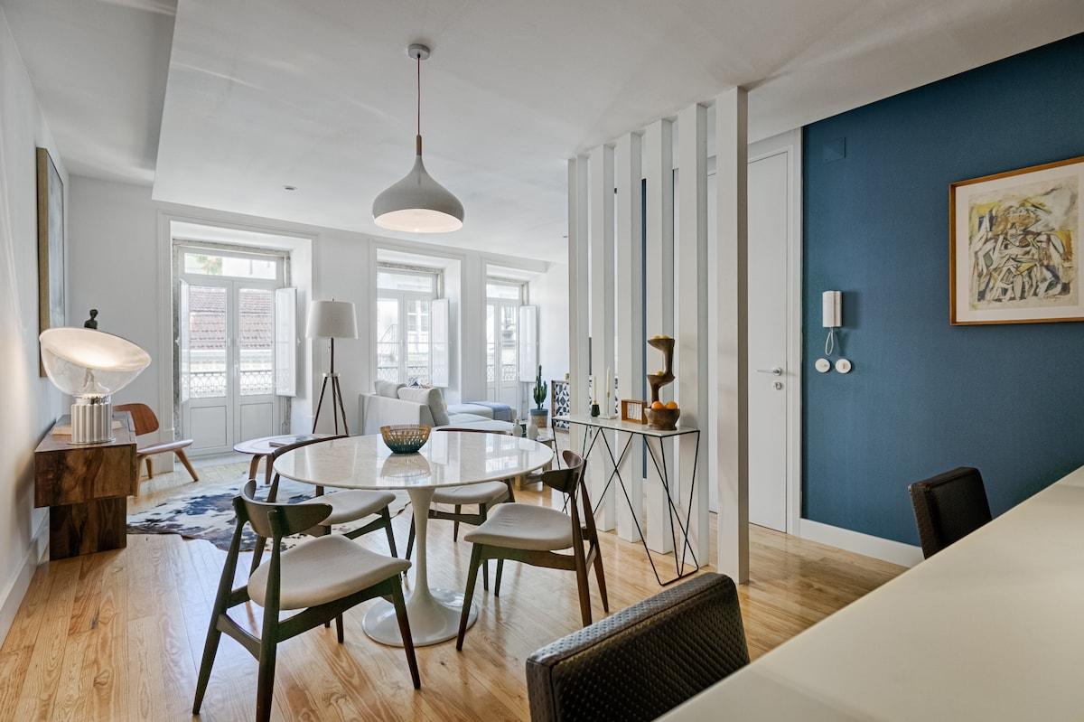 Deco gem in santa catarina apartments for rent in lisboa lisboa portugal
