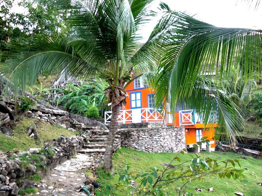 CABAÑA SUNSET HILL - Providencie island - Cabin