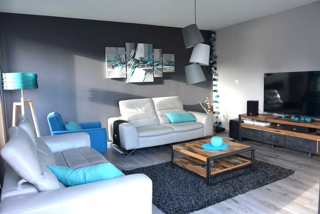 Maison moderne au calme, à 2 pas de FOUGERES - Lécousse - House