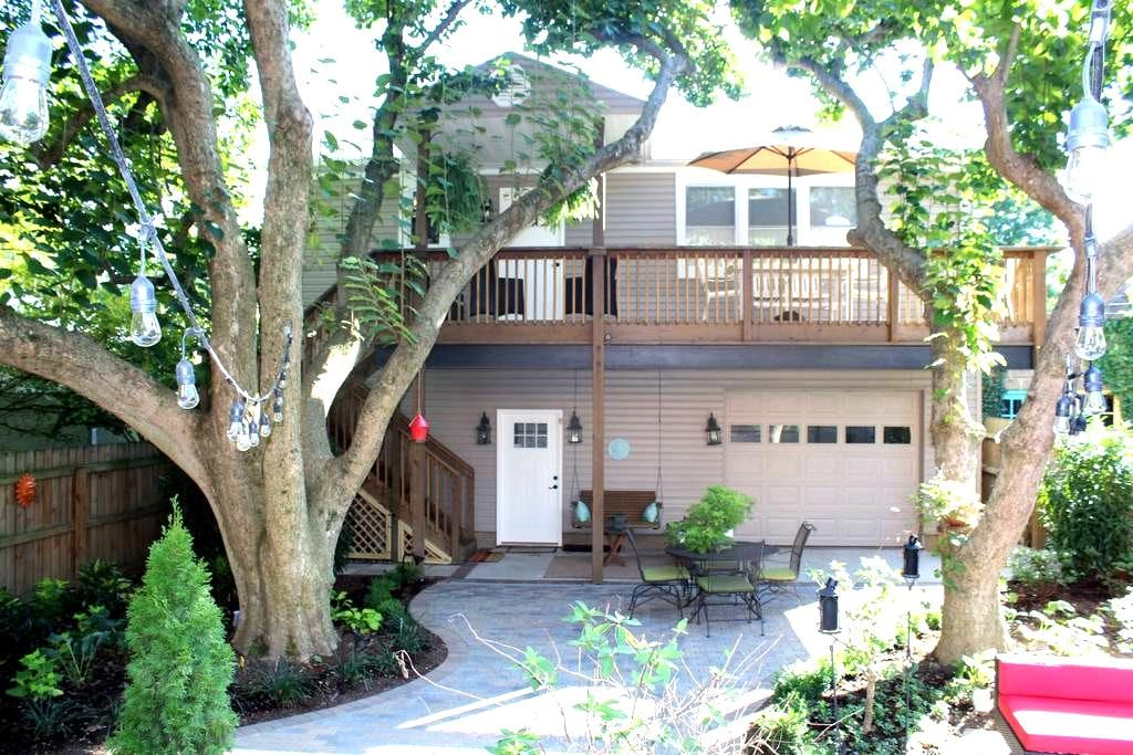 2 BD Highlands New Carriage House by Bardstown Rd - Λούισβιλ
