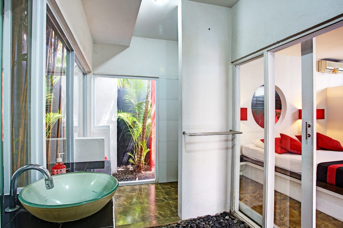 Great one bedroom Villas Seminyak