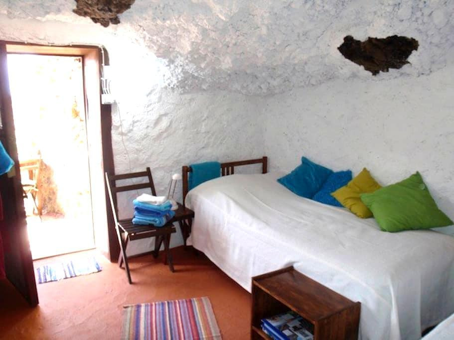 Grotkamer met zeezicht en avocado's - Santa Cruz de Tenerife - Bed & Breakfast