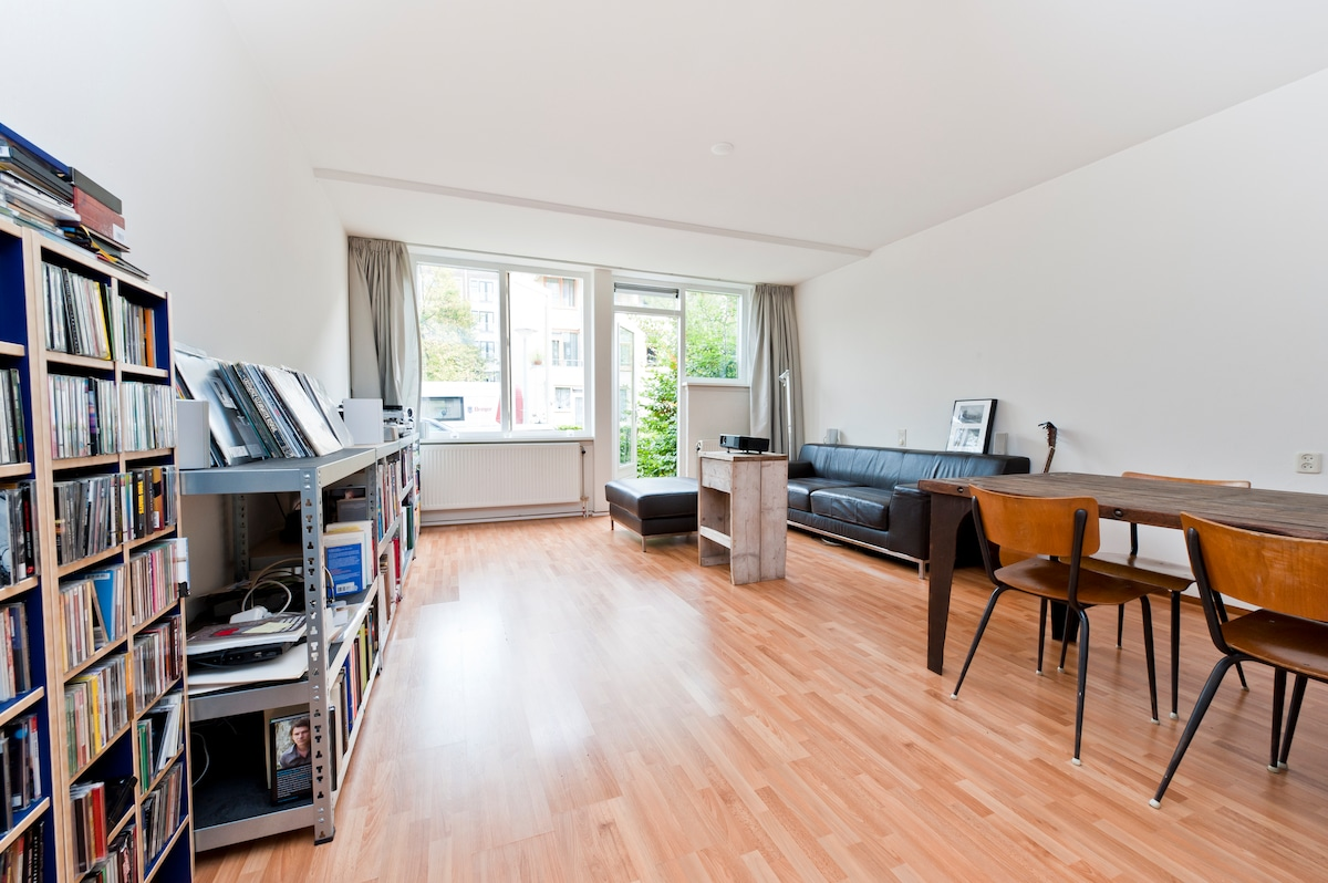 Central apartment in Amsterdam