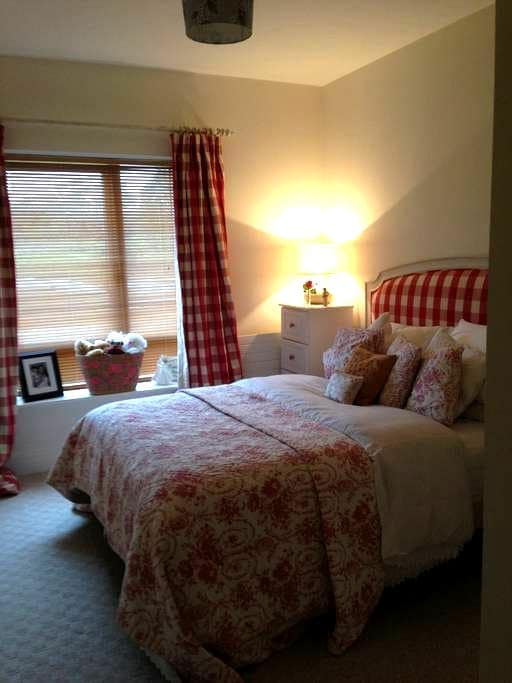 Beautiful Double Room South County Dublin - Dublin - Apartemen