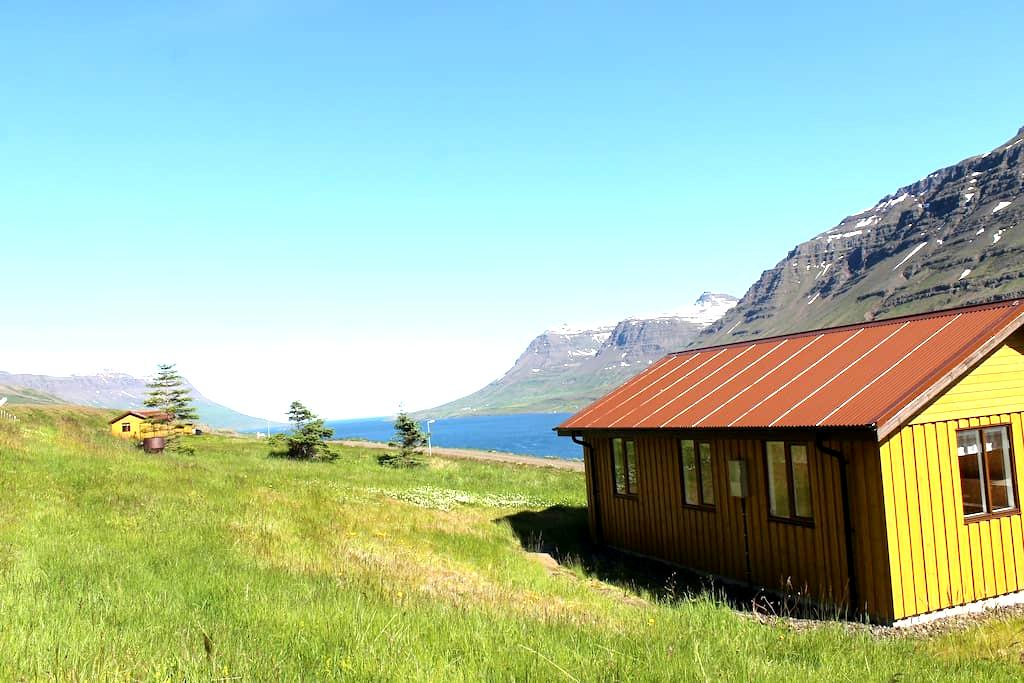 LANGAHLID COTTAGES - Seydisfjordur - Blockhütte