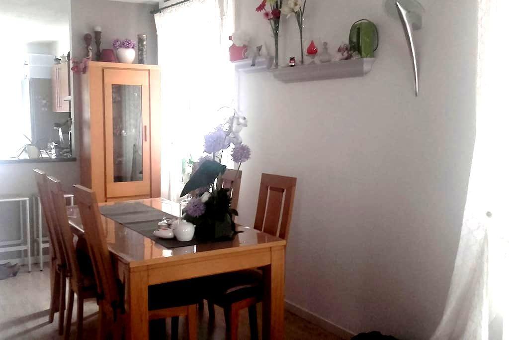 Bel appartement de 80m² proche de Montbéliard - Audincourt - Apartment