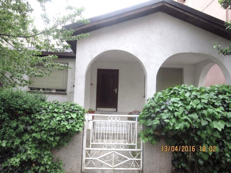 House in Kozle - Skopje - Casa