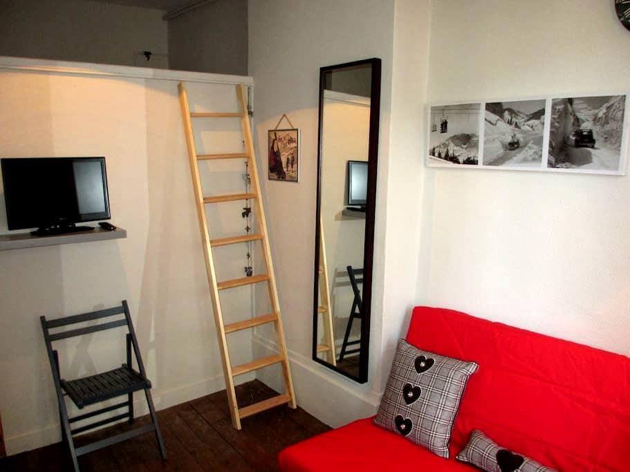 joli studio en plein centre ville - Le Mont-Dore - Apartment