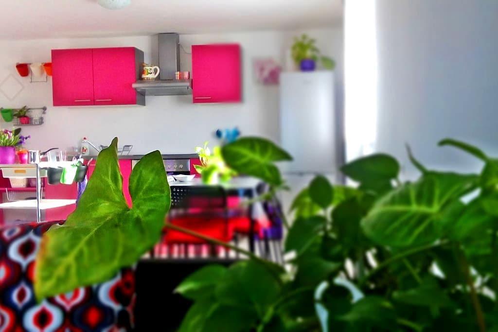 Spacious,near centre,secure parking - Trogir - Apartment