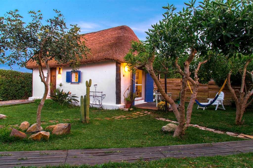 Alai, Exótico bungalow  en la playa - Playa del Palmar, Vejer de la Frontera - Bungalow