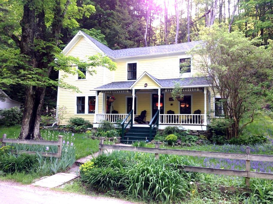 Cozy Farmhouse in Livingston Manor - Livingston Manor - Hus