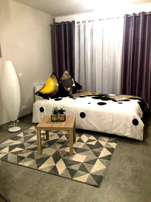 Studio Neuf Dourdan - Dourdan - Appartement en résidence