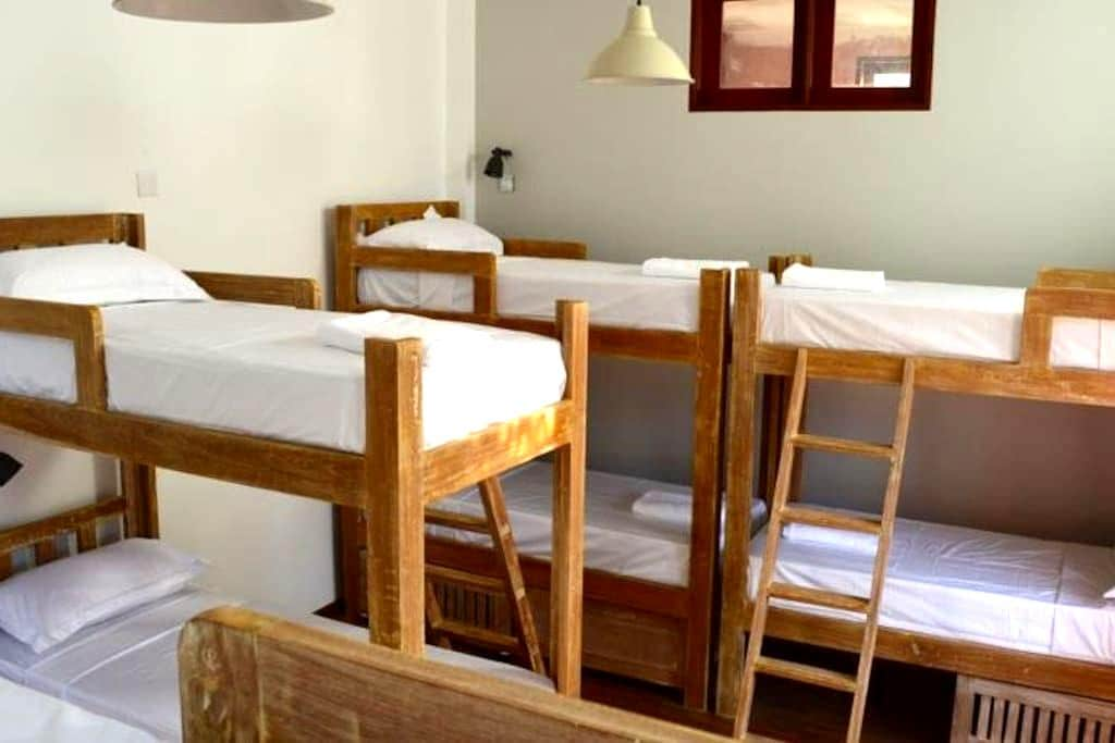 Bed in 8-bed Mixed Dorm - New Bagan - Bed & Breakfast