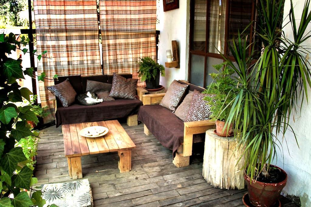 Habitación individual+desayuno - Santillan del Agua - Bed & Breakfast