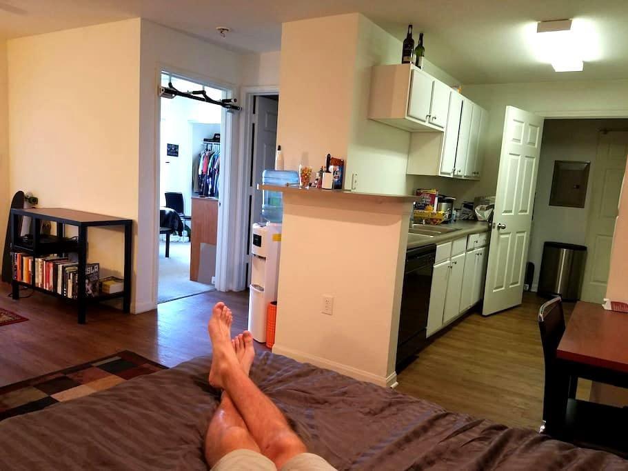 Mi casa es su casa - Denton - Appartement