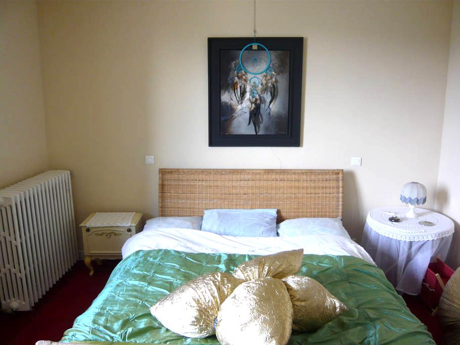 Agréable Chambre 1 à grand lit - Saint Martin - Bed & Breakfast