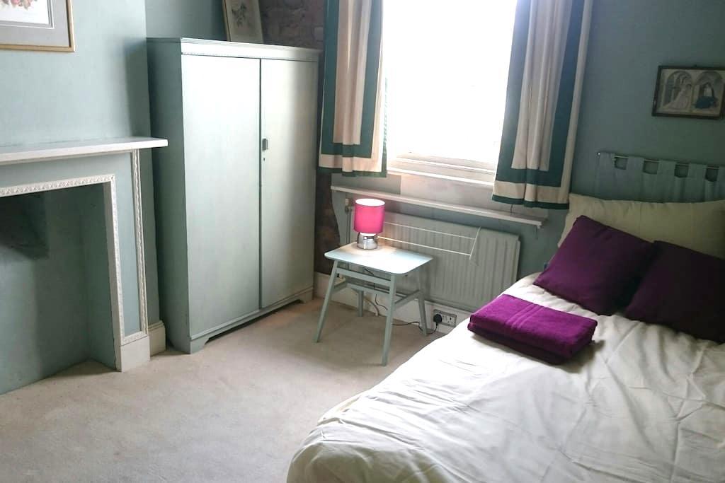 B&B Single Room in family home - Londres - Casa