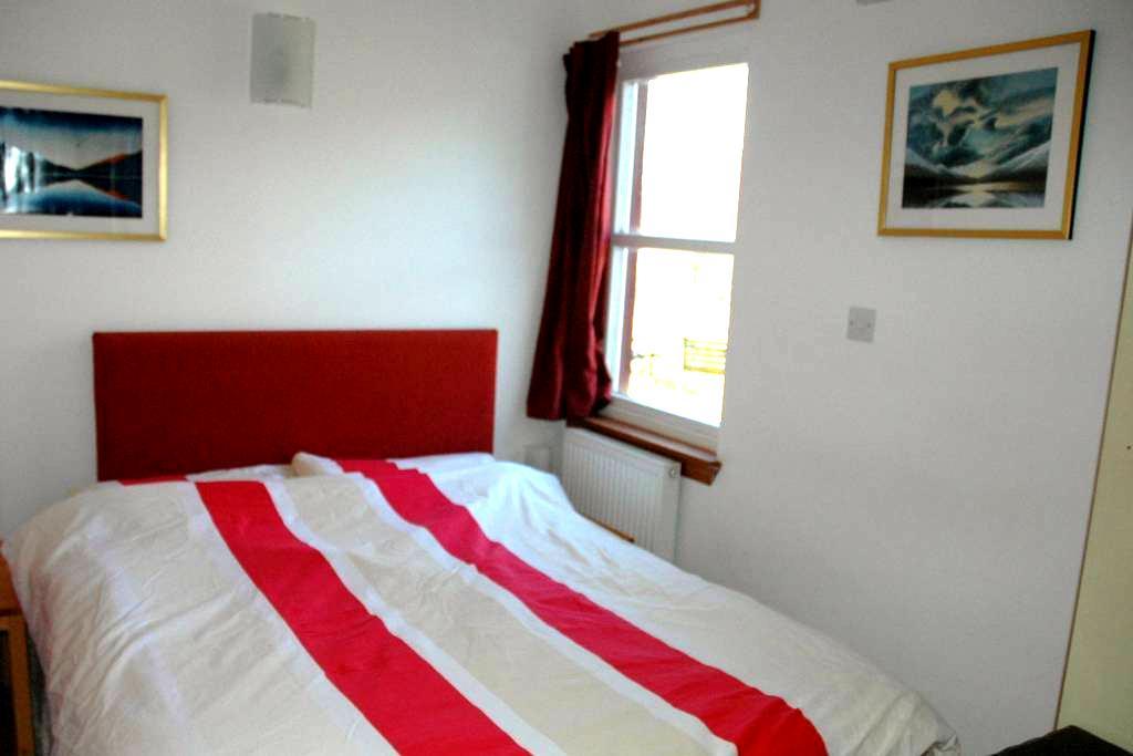 Loch Voil Hostel double room - Balquhidder - Casa