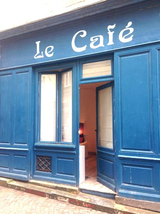 Saint-Malo Intra-muros studio gauch - St-Malo - Apartment