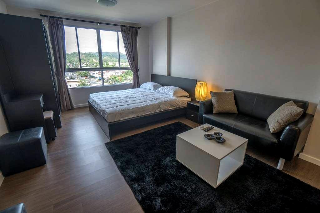 Your perfect location Lux condo w. beautiful pool - Kathu - Lakás