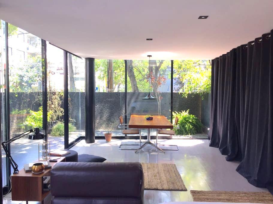 Lovely apartment, close to museums destrict. - Ciudad de México