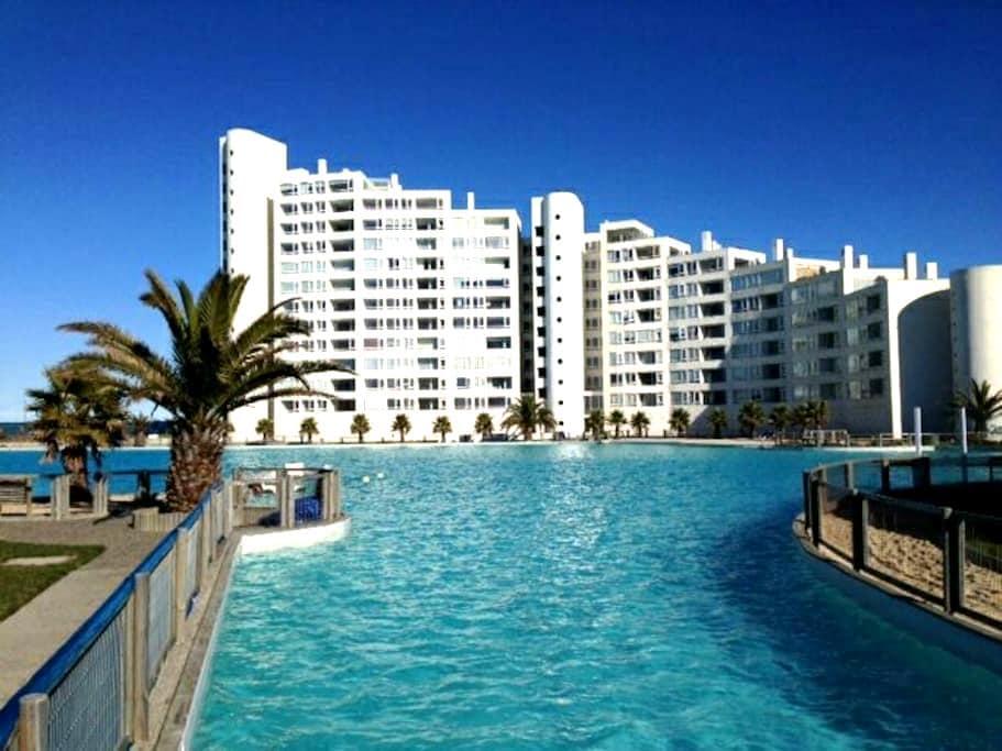 Departamento condominio exclusivo - San Pedro de la Paz - Apartment