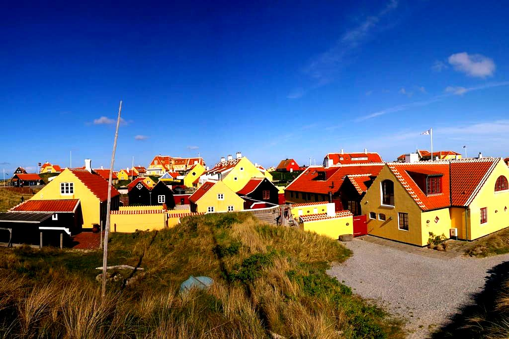 Come to the top of Denmark - Skagen - Skagen - Casa