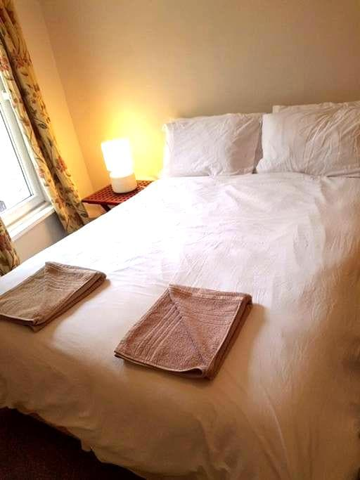 Central Southsea 2 min from shops - Portsmouth - Bed & Breakfast