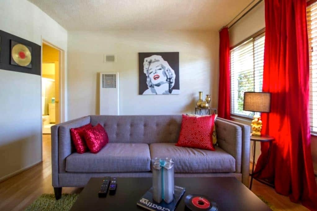 1 BR Hollywood & Sunset M - Los Angeles - Apartment