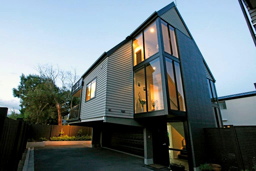 Private Guest Apartment at The Chester B&B - Christchurch - Aamiaismajoitus