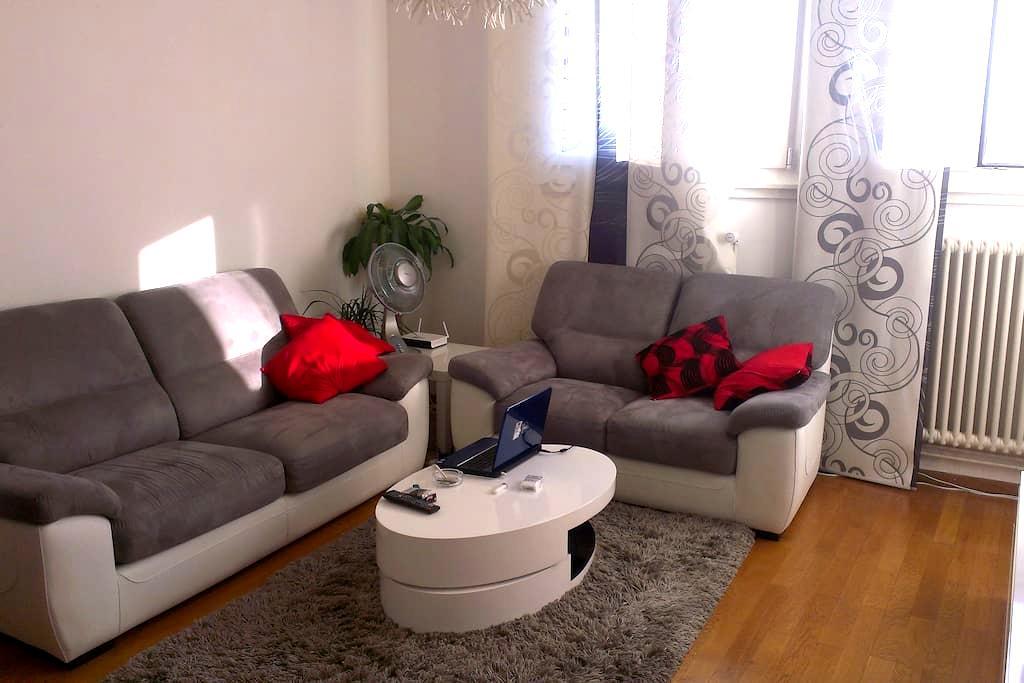 females only, 10min Geneva center - Genf - Wohnung