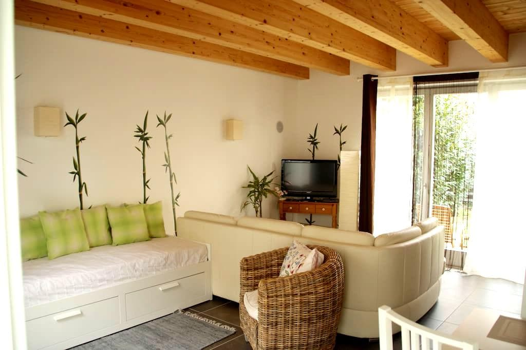 Guest bungalow in the rear building - Erlangen - Hus