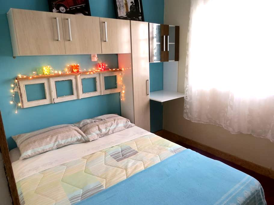 Studio/Flat 4- Próximo Beiramar Shopping - Florianópolis