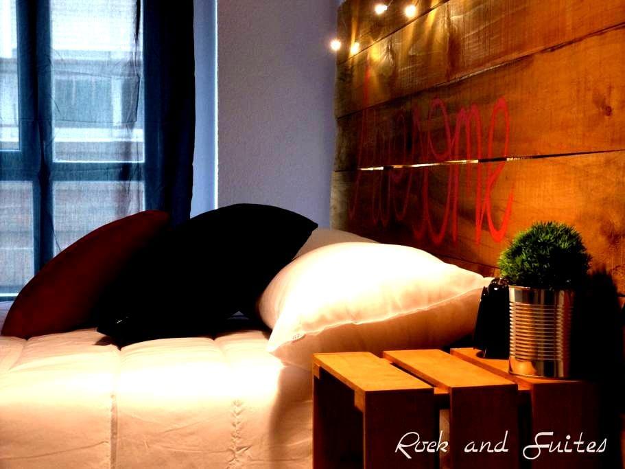 Private Room  Rock&Suites´80s - กรานาดา - อพาร์ทเมนท์