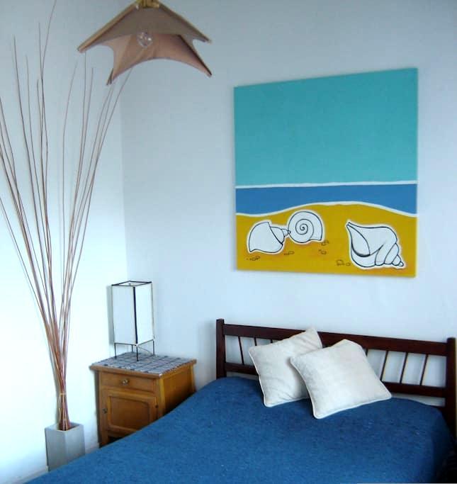 Depto PH Habitación Doble zona San Andres - Miramar - อพาร์ทเมนท์
