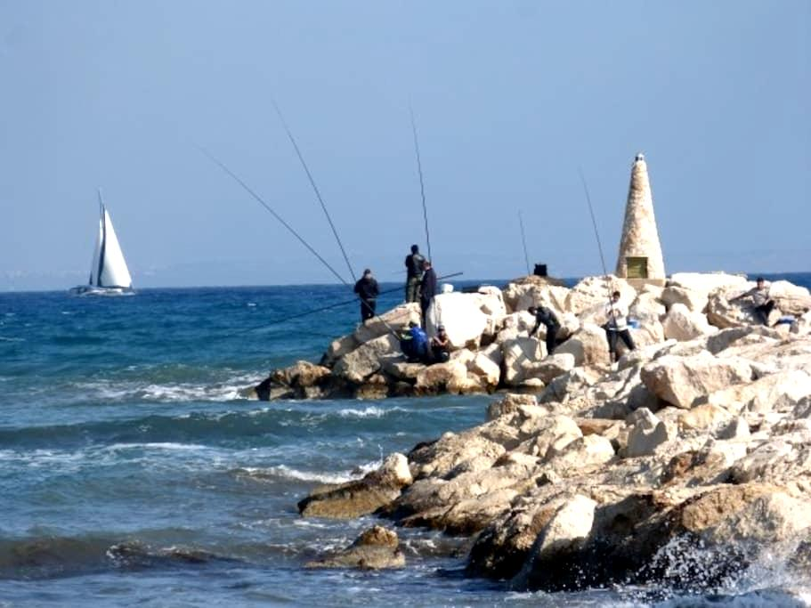 Cosy Apartment Room near the Sea - Larnaca - Apartamento