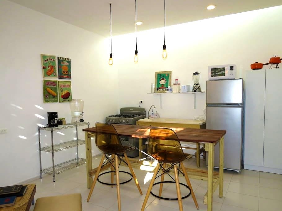 Free bicycles, private and close to the beach! - Playa del Carmen - Apartment
