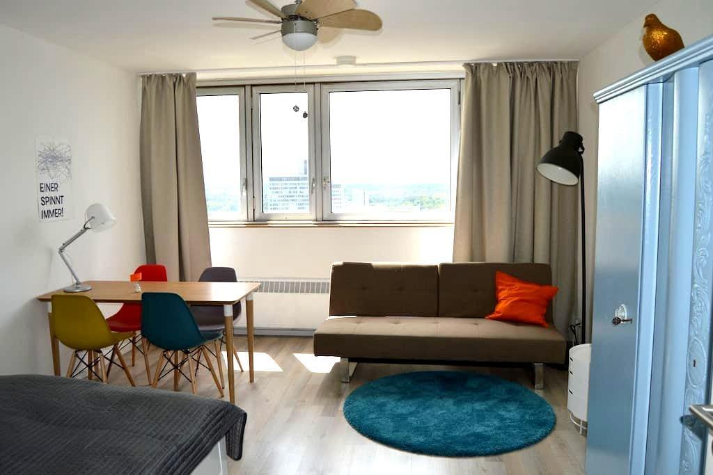 Zimmer mit Aussicht ... - Köln