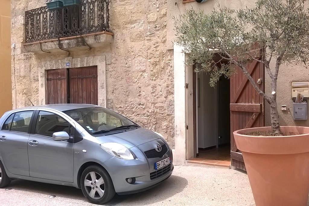 Joli appartement dans un village pittoresque - Montagnac