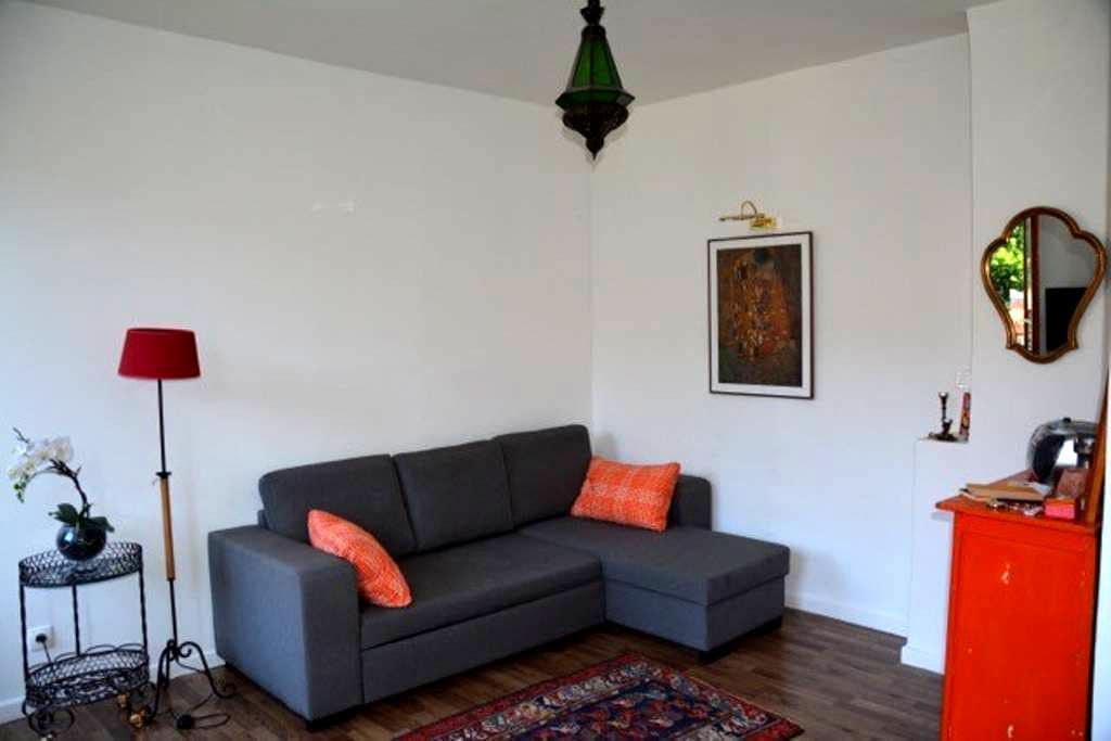 COSY & CALME / centre-ville (wifi) - Meulan-en-Yvelines - Daire