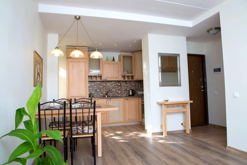 Cozy Old Town Apartment - Клайпеда - Квартира