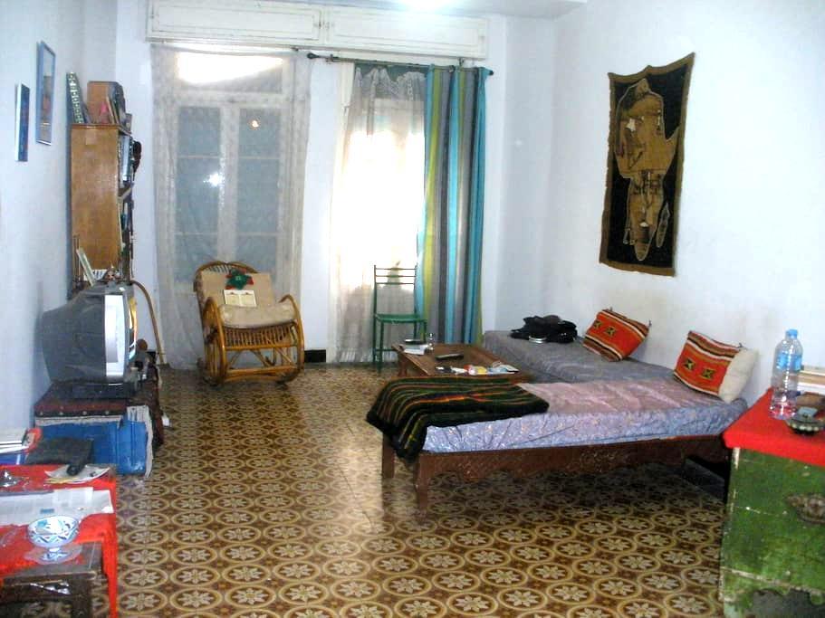 Grand appartement Alger centre. Agréable. Central. - Alger Centre