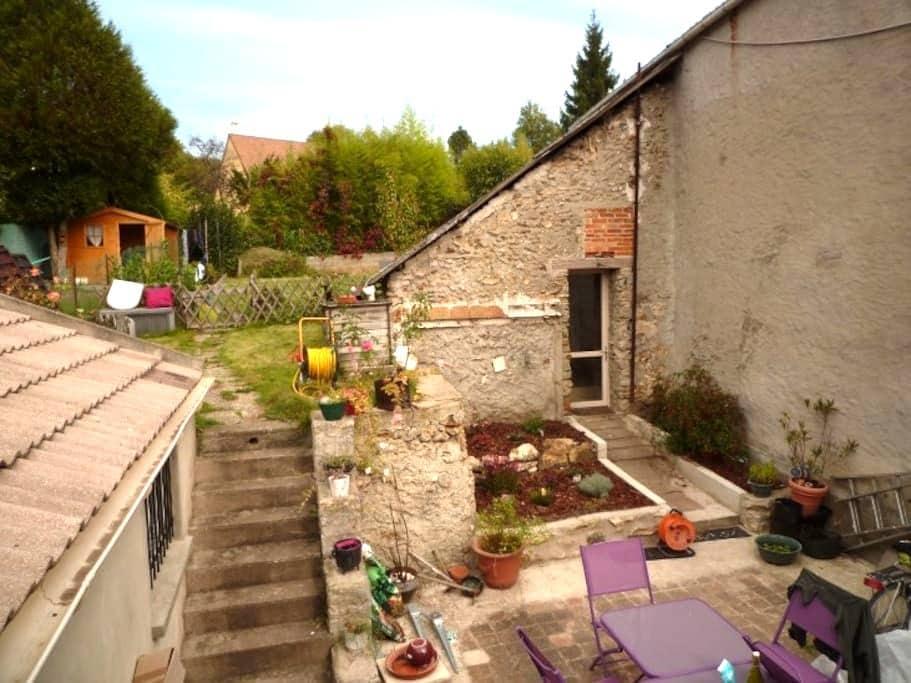 Petit studio dans cadre bucolique - Saint-Cyr-sous-Dourdan - House