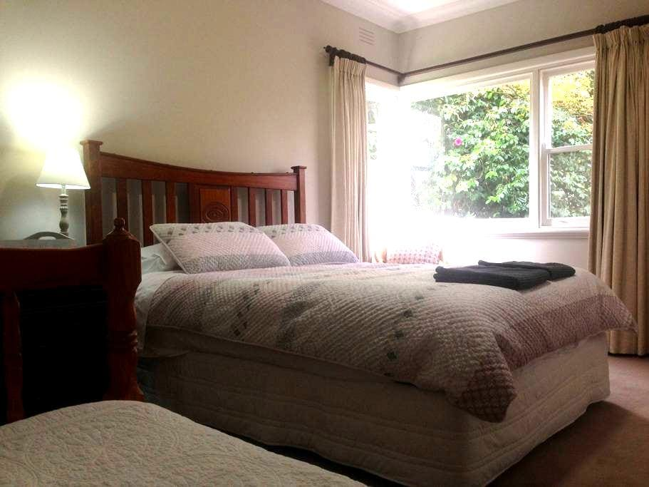 Cluny Bed and Breakfast - Leongatha - Leongatha - Bed & Breakfast