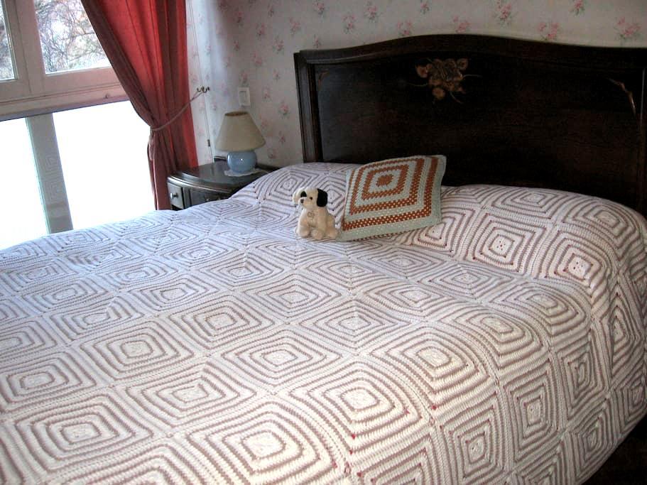 Chambre à louer - Saint-Michel-de-Maurienne - Apartment