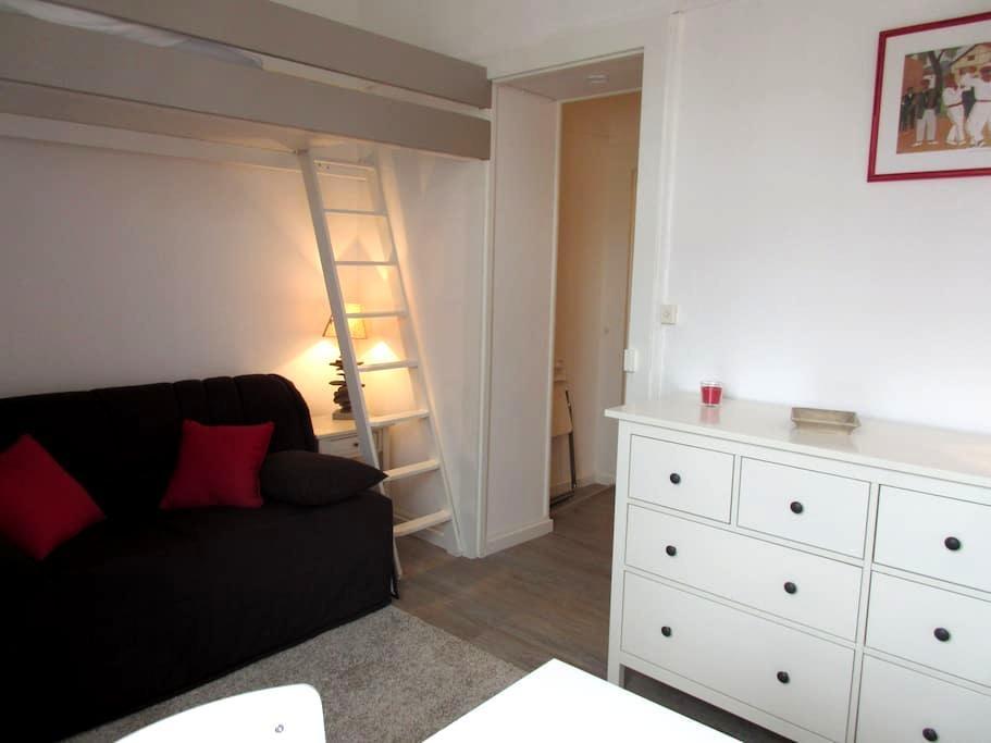 Studio de charme au coeur de Biarritz - Biarritz - Apartament