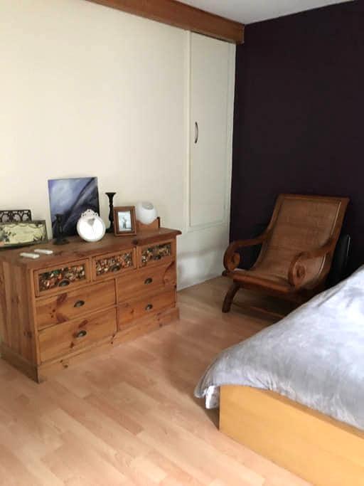 Belle chambre 30m2, très propre avec calme assuré - Neuwiller-lès-Saverne - House