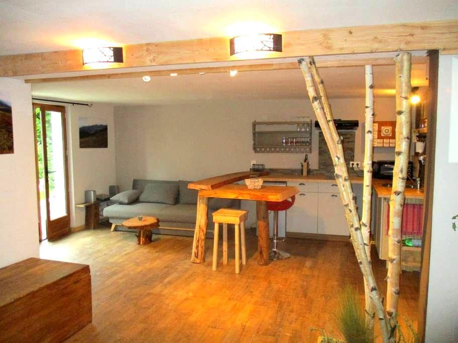 Entre Vignes & Vosges - Les Trois Epis - Apartment